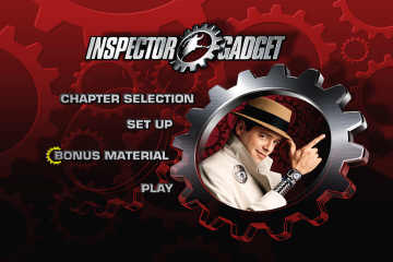 ActiveDVD: Inspector Gadget - Review