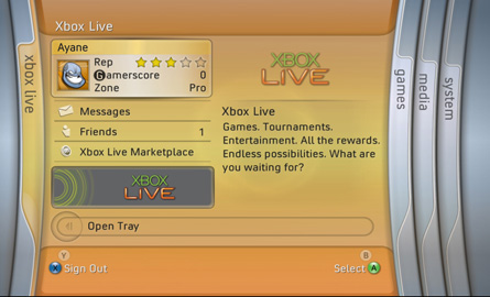Xbox 360 Live Gold Card Sale
