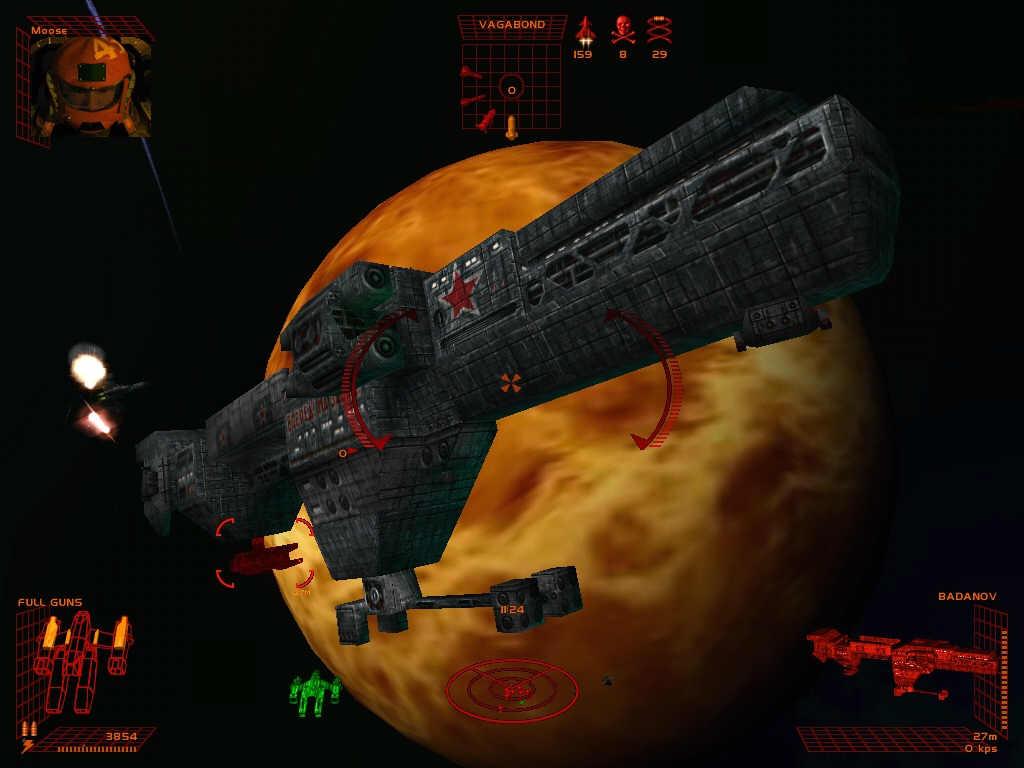 StarLancer (ENG+RUS) .