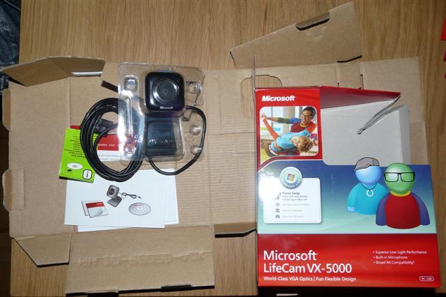 Microsoft Lifecam Vx 5000 Effects