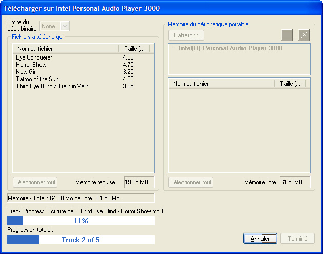 ActiveWin com: Intel Personal Audio Player 3000 - Review
