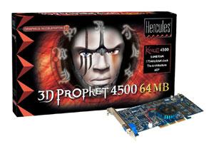hercules 3d prophet 4500 64mb driver
