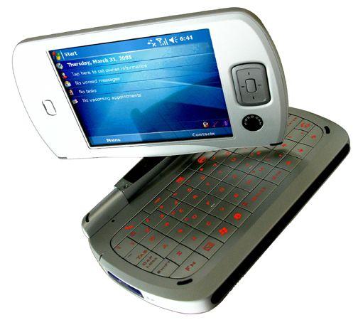 ActiveWin.com: Orange SPV M5000 Pocket PC Phone - Review