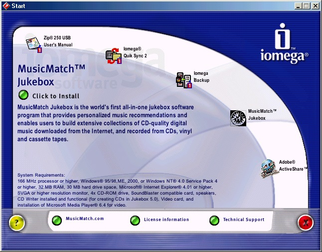 zip drive 100 windows 7
