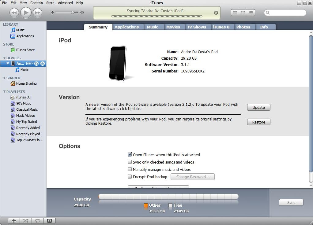 ActiveWin com: Apple iTouch 32 GB - Review