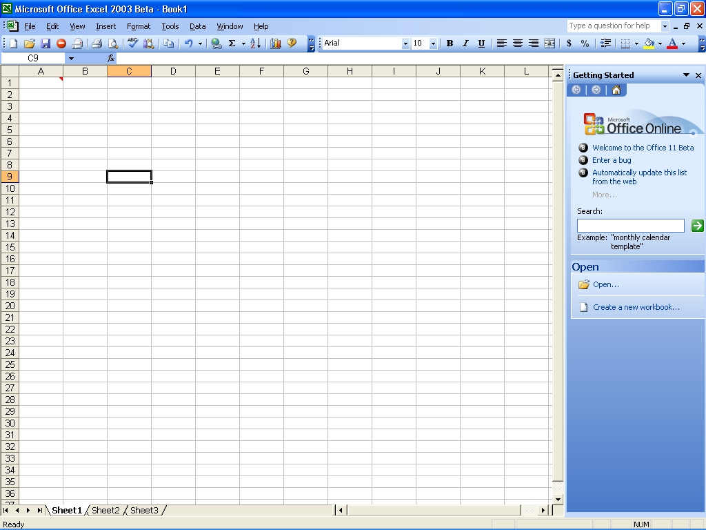 ActiveWin.Com: Microsoft Office 2003 Beta 2 - Preview