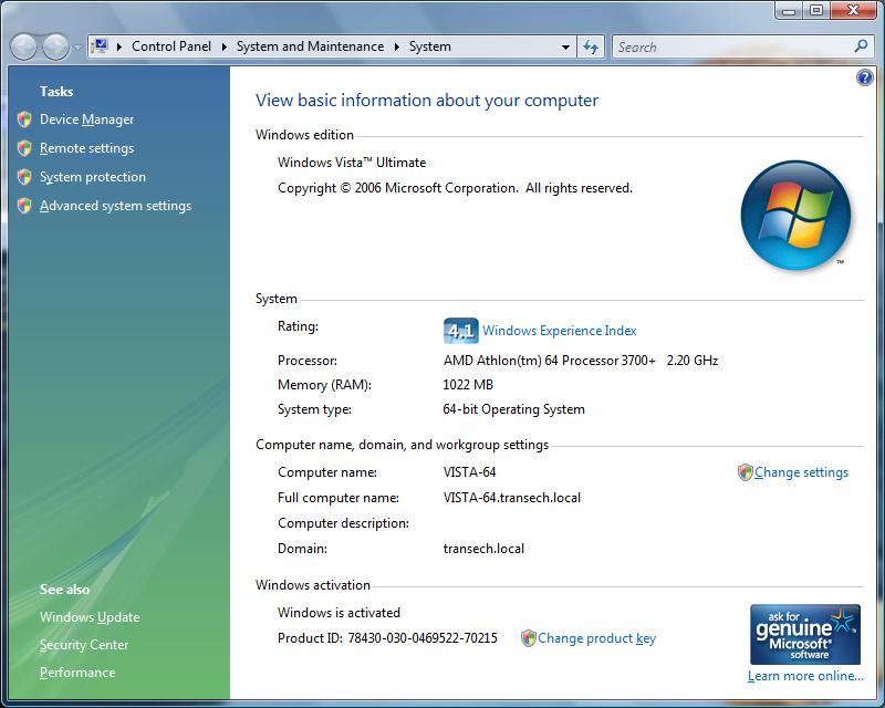 How To Activate Windows Vista Product Key