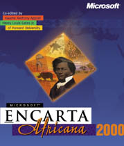 Encarta Africana 2000 - Review