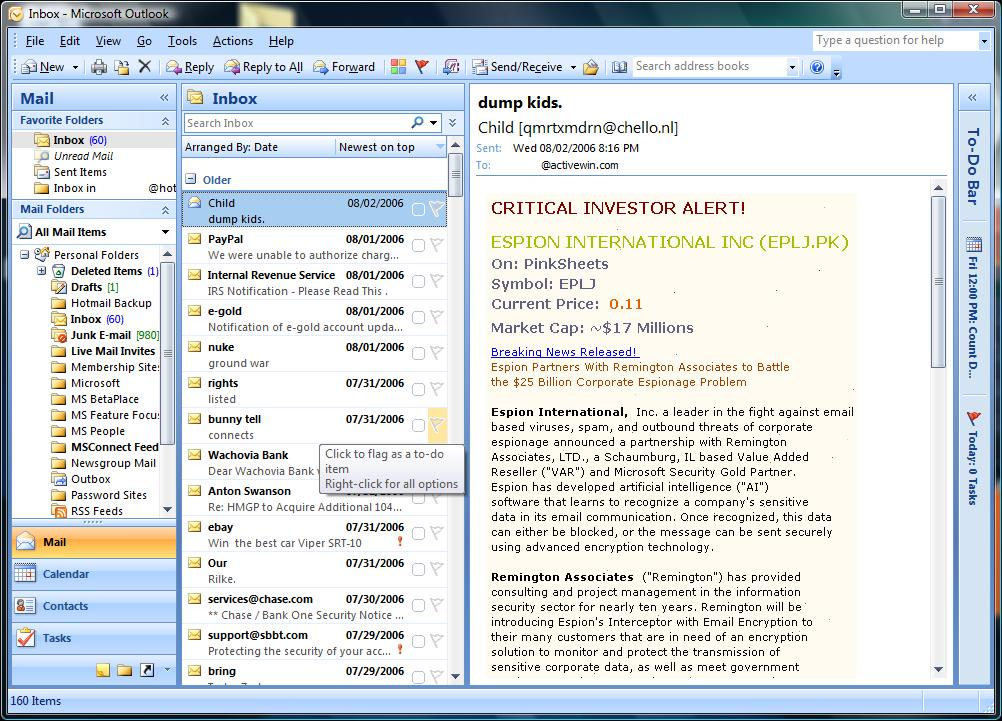 ActiveWin.com: Microsoft Office 2007 - Review