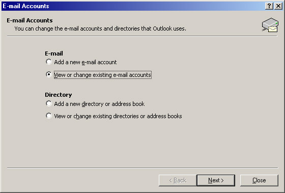 Activewin office xp with frontpage outlook 2002 review for Acc email