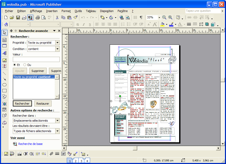 microsoft publisher 2002 introductory concepts and techniques