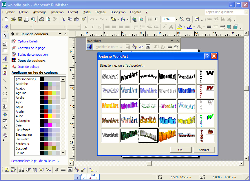 ActiveWin.com: Microsoft Publisher 2002 - Review