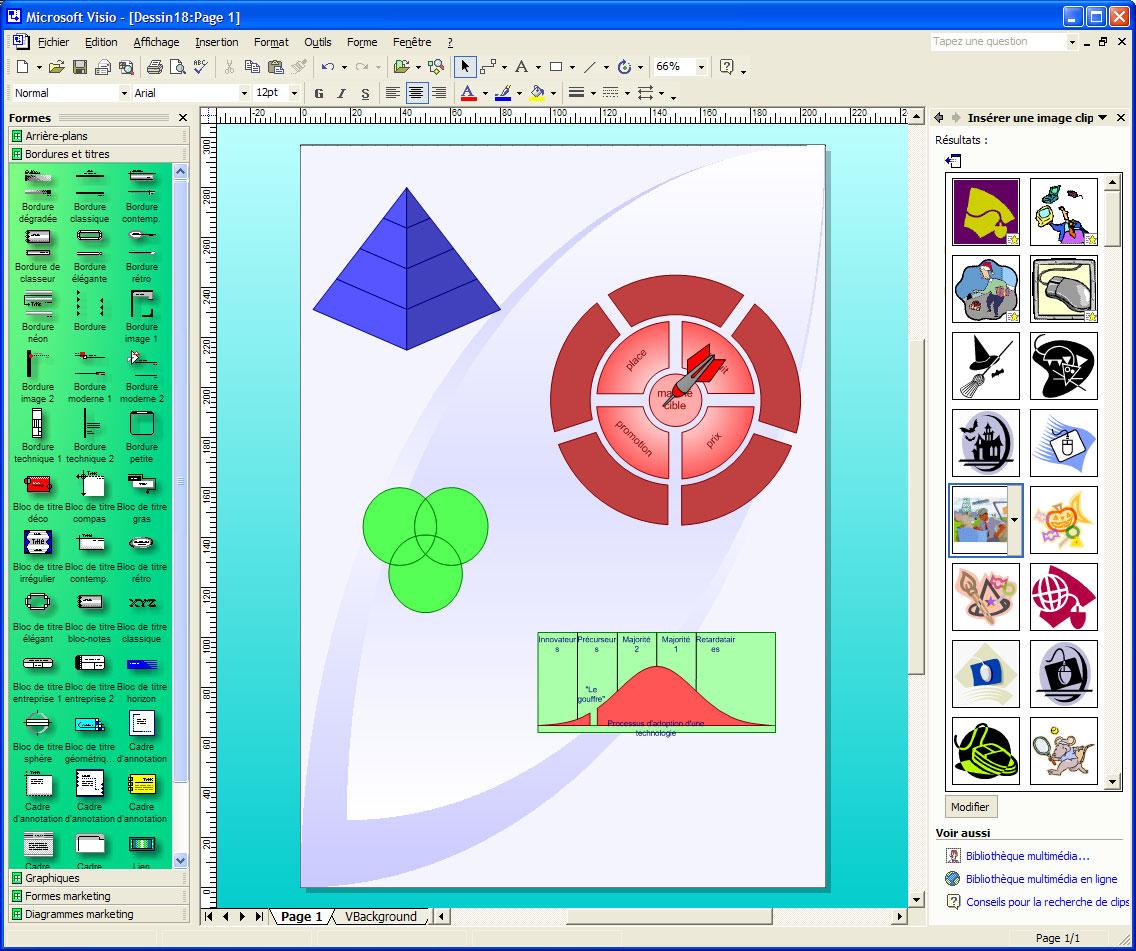 Activewin Com  Microsoft Visio 2002 Professional