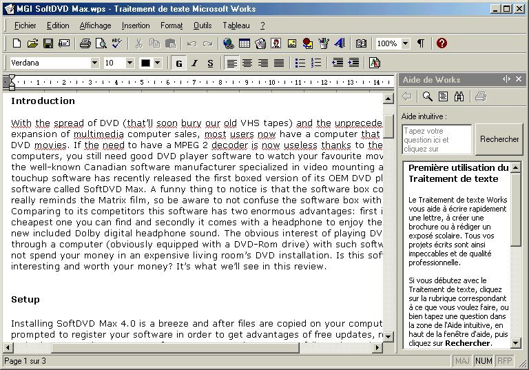 Microsoft Word 2003 – Create Amazing Illustrations And Drawings Within A Second