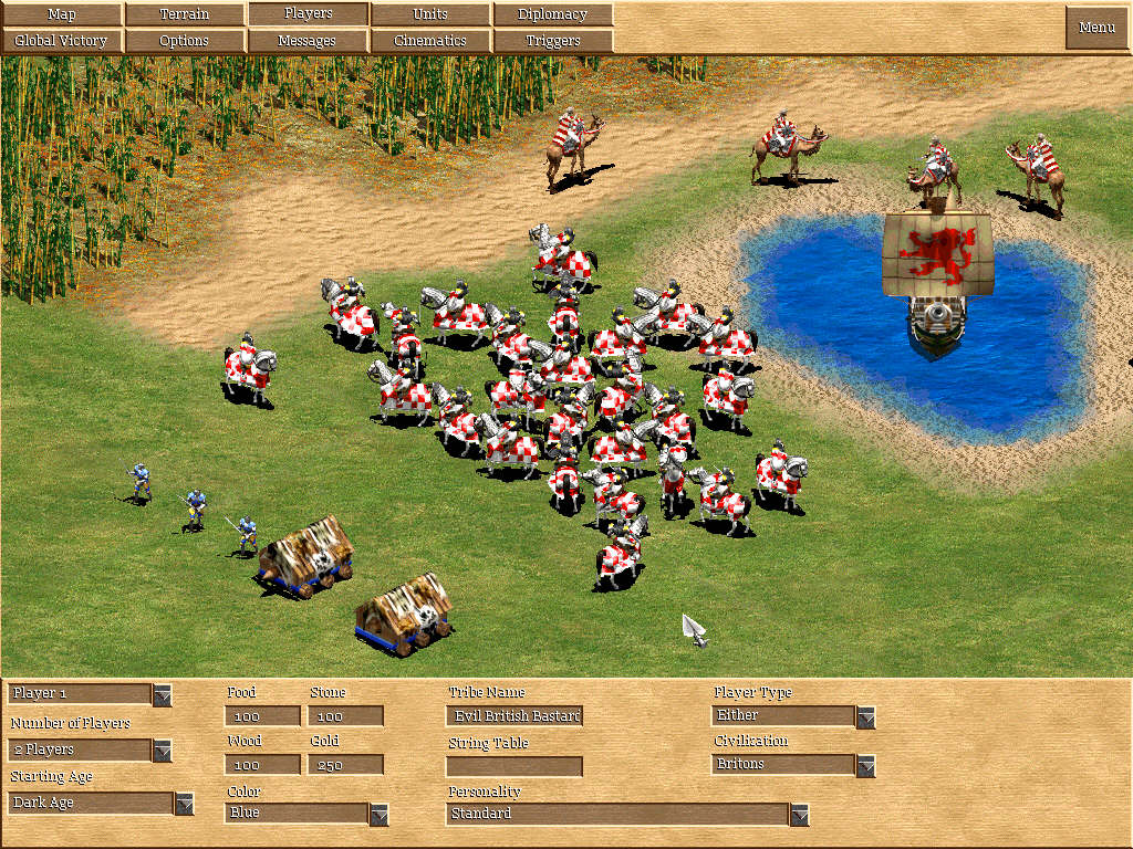 لعبة Empires Conquerors Expansion كامله...