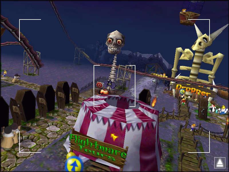 ActiveWindows -- Theme Park World/SimTheme Park - Review