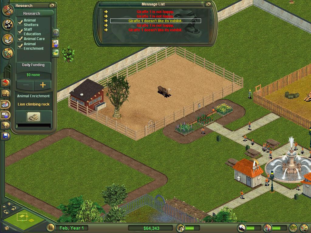 zoo zoo games
