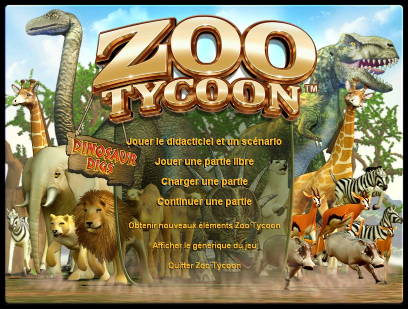 Zoo Tycoon: Dinosaur Digs games - Adaiah