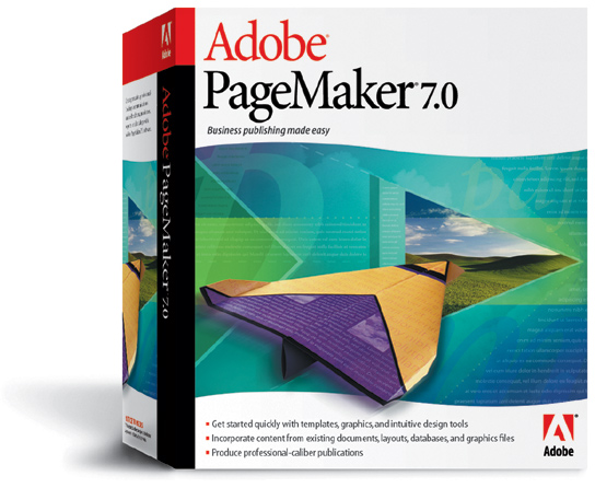 what is adobe pagemaker
