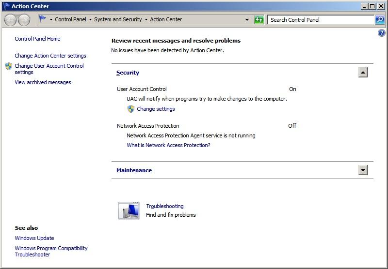 mars intranet default asp