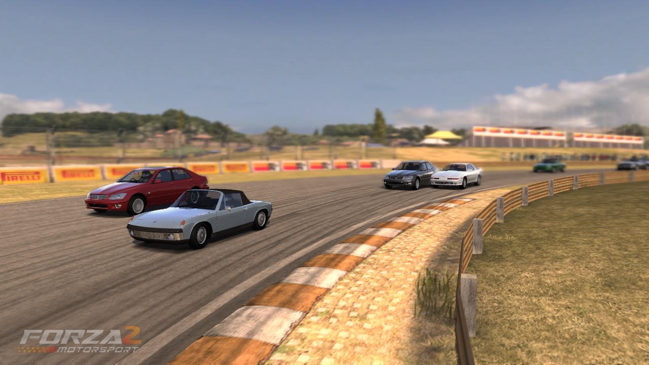 ActiveXbox com: Forza Motorsport 2 (Xbox 360) - Review
