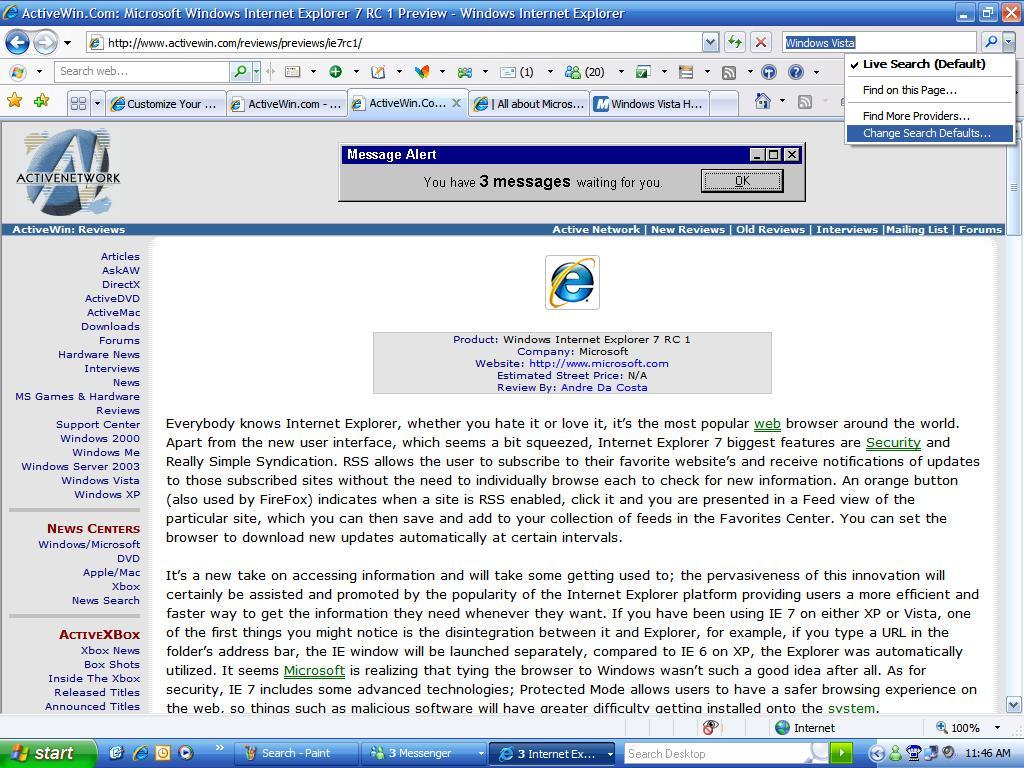 Internet explorer 7 for windows 2000 free download.