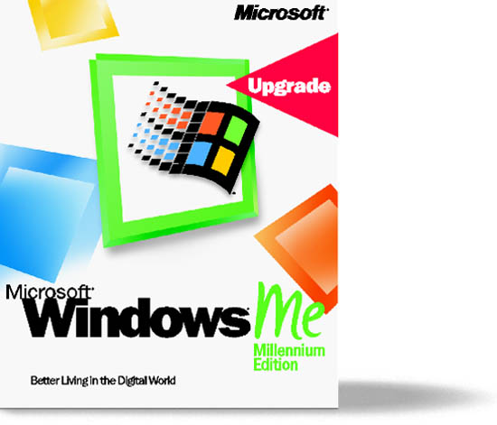 Windows me Box Windows me Box