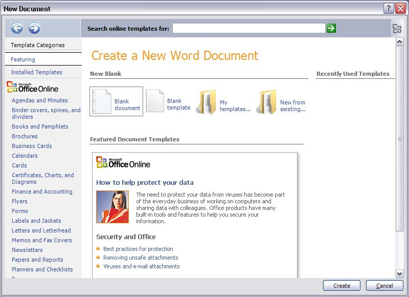 Activewin microsoft office 12 dogfood build 12031111011 activewin featured partners reheart Gallery