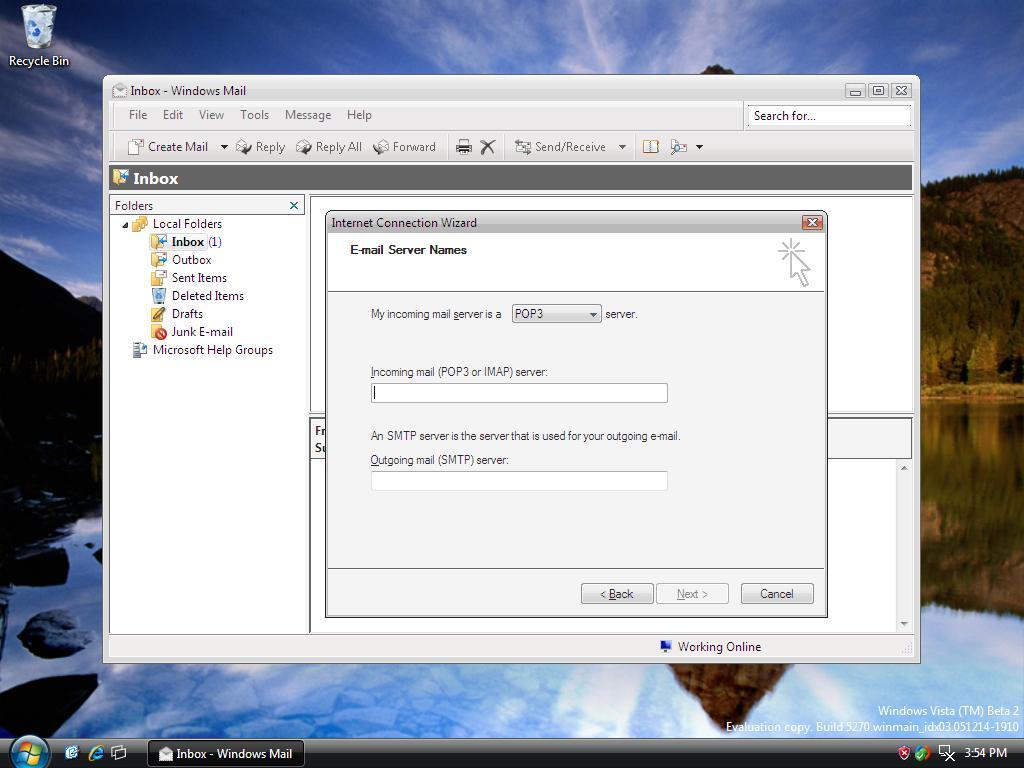 ActiveWin com: Microsoft Windows Vista 64-Bit Build 5270