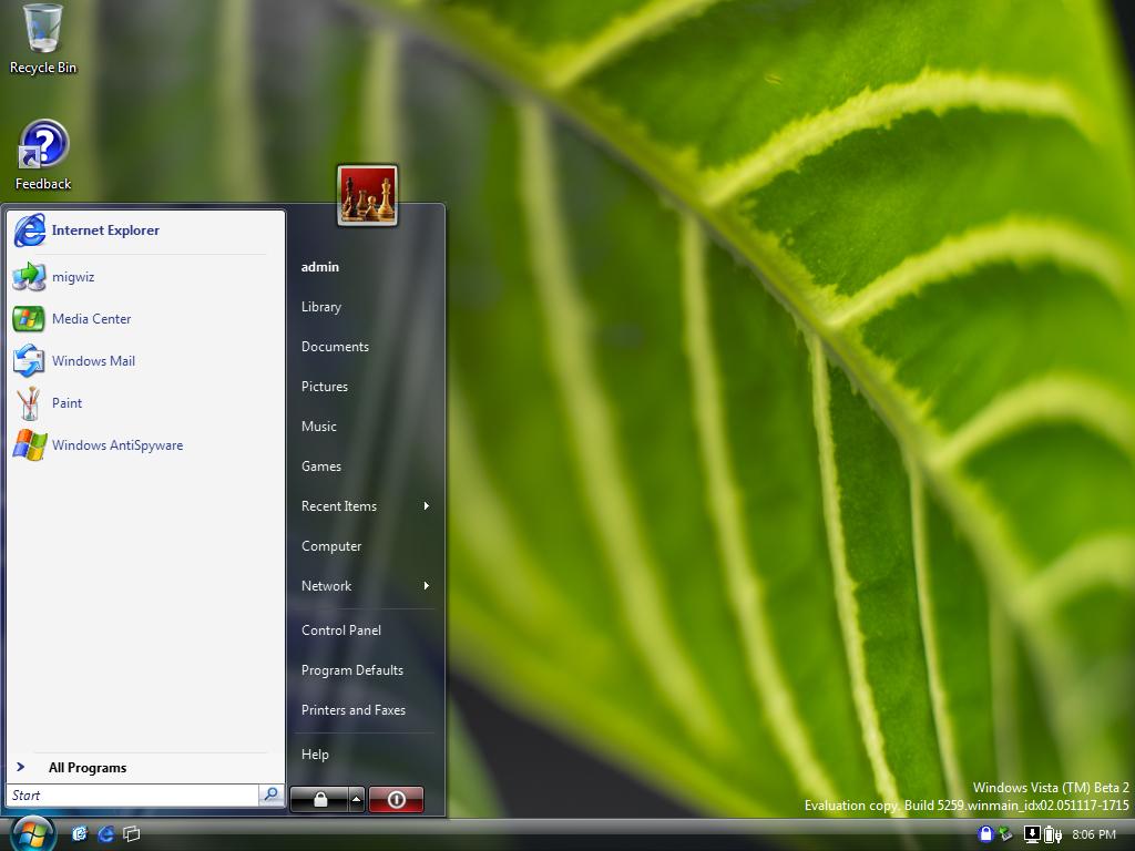 Vista 5259 3 - D�nden Bu G�ne Windows Turu... ( Gelece�e A��lan Pencere )